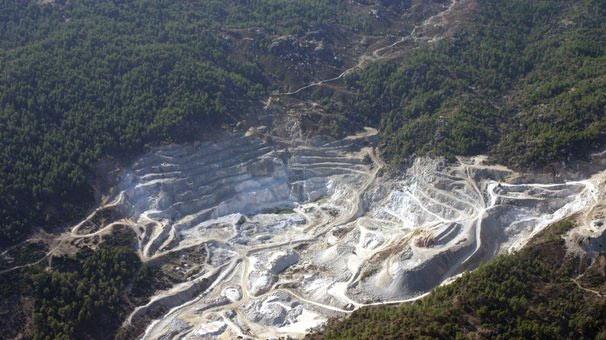 1246 maden sahası ihaleye açıldı