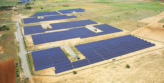 13 yerli enerji santrali için Akfen'e EBRD'den dev kredi