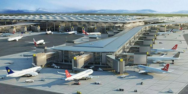 3. Havalimanı ekonomiyi de uçuracak!