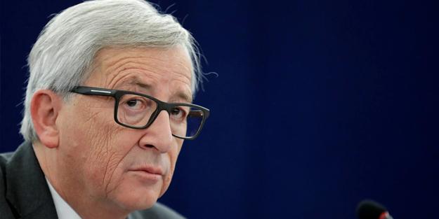 AB Komisyonu Başkanı Juncker'den dolar resti! 'Kabul edilemez'