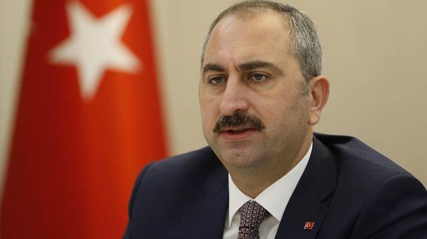 Adalet Bakanı Gül'den MİT operasyonuyla ilgili flaş açıklama!