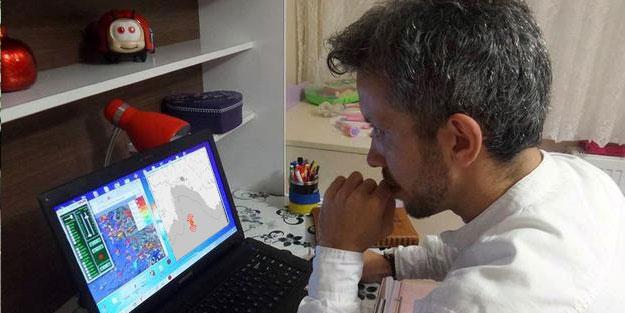 Ahmet Yakut Antalya depremini bir gün öncesinden tahmin etti