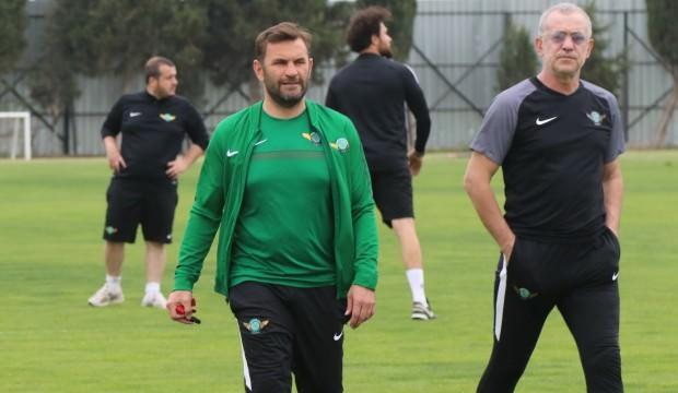 Akhisarspor Galatasaray'a odaklandı