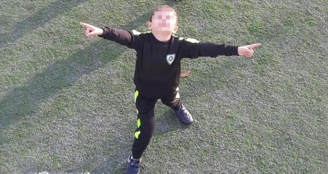 Akıllara durgunluk veren olay! 7 yaşındaki minik futbolcu yaşamını yitirdi