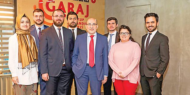 Albaraka Garaj'dan 11 girişime destek