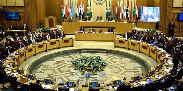 Arap Birliği'nden skandal Türkiye hamlesi