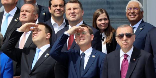Ataklar şov yaparken Başkan Erdoğan...