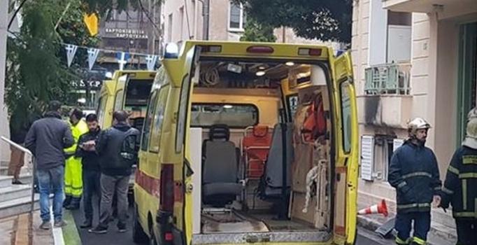 Atina'da huzur evinde çıkan yangında 2 kişi hayatını kaybetti