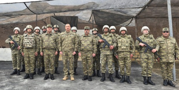 Azerbaycan'dan Ermenistan'a açık uyarı: Biz hazırız!