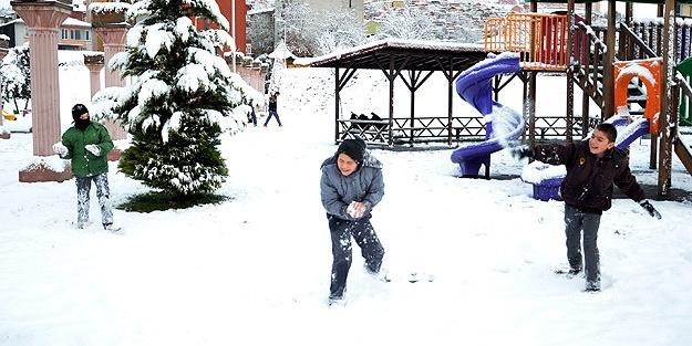 Bu kış tüm Türkiye kardan nasibini alacak