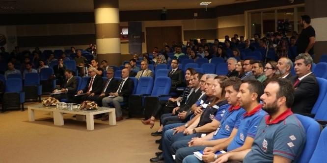 KBÜ'de Kimyasal Kökenli Teknolojik Afetler Çalıştayı