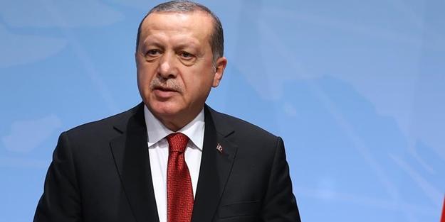 Cumhurbaşkanı Erdoğan'dan ABD'ye sert cevap