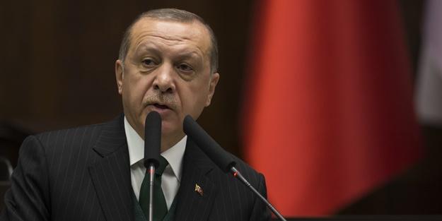 Erdoğan: Yaşam hakkı bulamazsınız