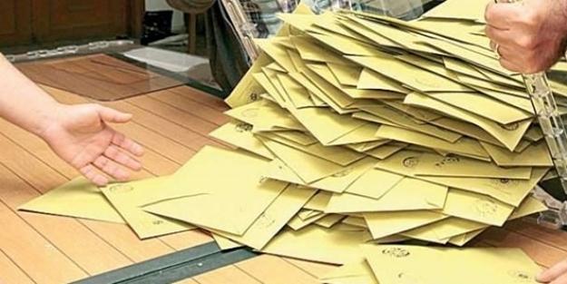Cumhurbaşkanlığı seçimindeki oy pusulası yayınlandı