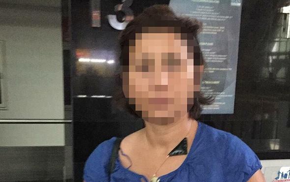 Derneklerden sorumlu PKK'lı havalimanında enselendi!