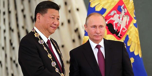 Dev savaşın ayak sesleri! Putin'den dikkat çeken Çin açıklaması