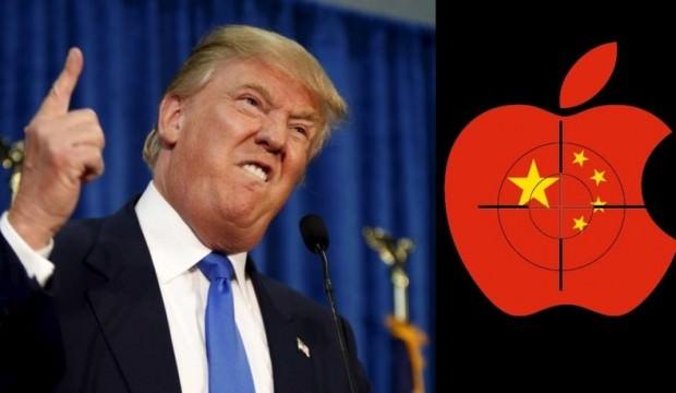 Donald Trump'ın bu hamlesi Apple'a pahalıya patlayacak