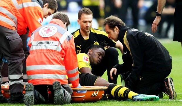 Dortmund'da sakatlık şoku!