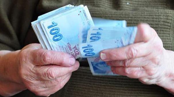 Emeklinin maaşına ek ödeme