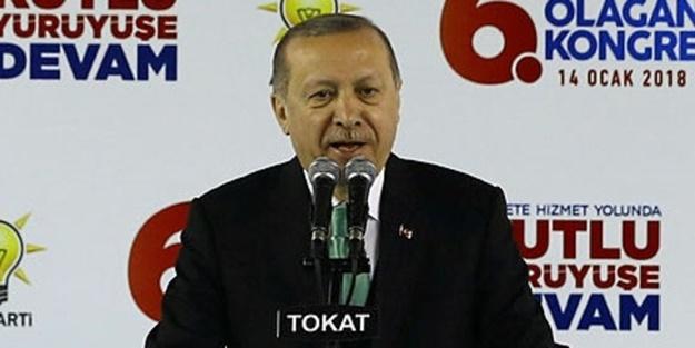 Erdoğan açıkladı! Operasyon geliyor...