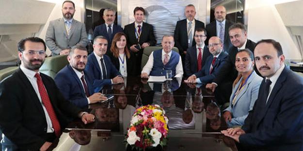 Erdoğan: Genelkurmay, MSB'ye bağlanabilir