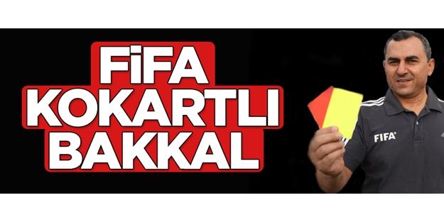 FIFA kokartlı bakkal