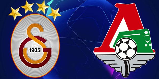 Galatasaray - Lokomotiv Moskova maçı ne zaman hangi kanalda?
