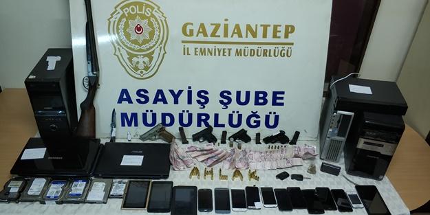 Gaziantep'de fuhuş operasyonu! Çok sayıda gözaltı var