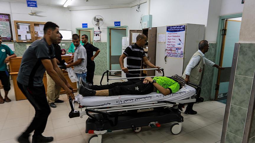 'Gazze Şeridi'nde hastane hizmetleri durabilir'