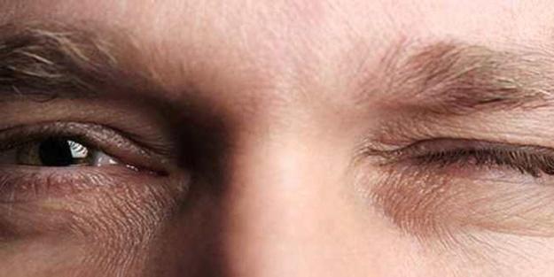 Göz sulanmasına dikkat!