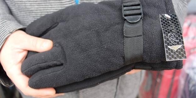 Havalar soğudu eldiven satışları patladı