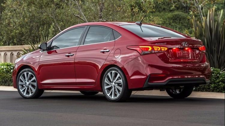 Hyundai Accent yenilendi!