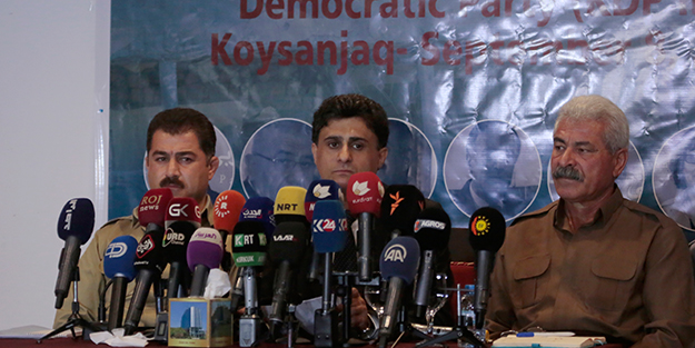 İKDP'den açıklama: İran ABD'ye mesaj gönderdi