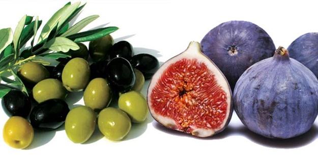 Kadınlar zeytin, erkekler incir yemeli!