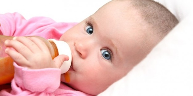 Kansızlık bebeklikte başlıyor