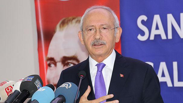 Kemal Kılıçdaroğlu: Sağduyu ile bu sorunu aşmak gerekir