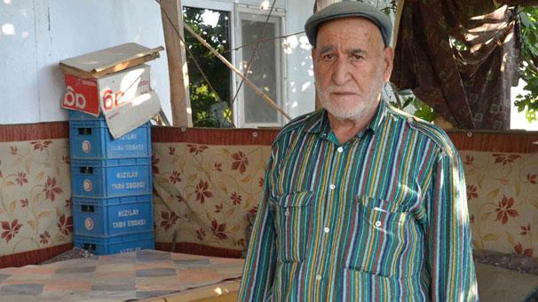 Konya'da bir sabah uyandı, tüm servetini kaybetmiş
