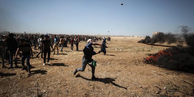 Kudüs davasını savunan iki ülke var: Sahada Filistin masada Türkiye