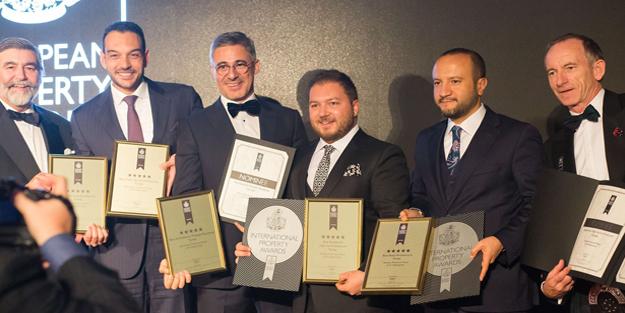Londra'dan MESA'ya çifte ödül