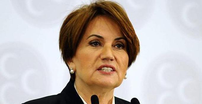Meral Akşener'den FETÖ iddialara cevap: Kanıtlasınlar bırakırım