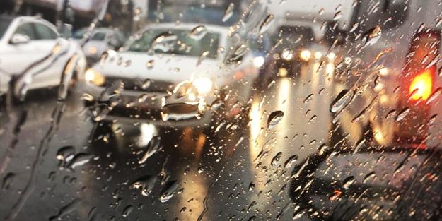 Meteorolojiden 4 il için sağanak yağmur uyarısı