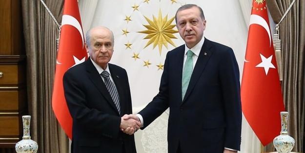 MHP'den ülkücülere Erdoğan çağrısı!