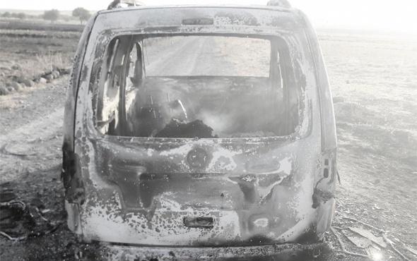 Nevşehir'de karı kocanın feci ölümü