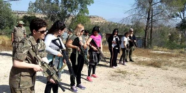Rumların Türk korkusu! Çocuk ve kadınları silahlandırıyorlar