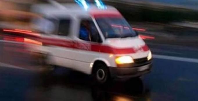 Şanlıurfa'da boya kutusu patladı: 1 kişi ağır yaralandı