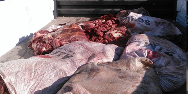 Şarbonlu hayvanın eti nasıl anlaşılır?
