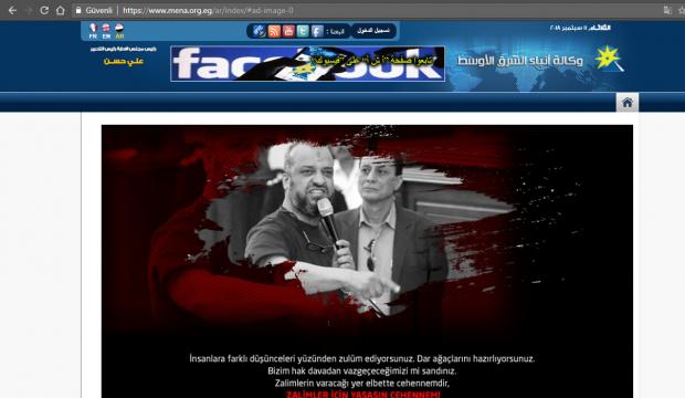 Türk hackerlardan Mısır'a siber saldırı