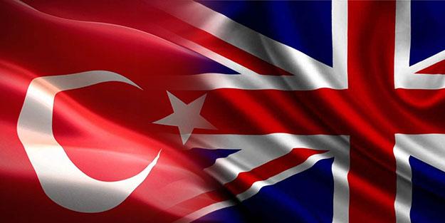 Türkiye ile İngiltere arasında kritik imza