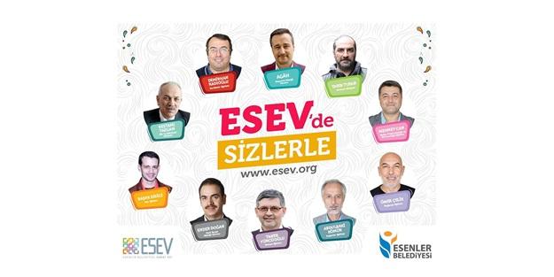 Usta isimlerle yeni ESEV yılı