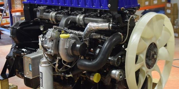 Yerli motorun ilk ateşlemesi başarıyla gerçekleştirildi